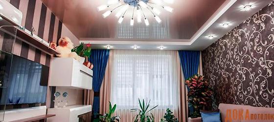 Заказать натяжные потолки в Дедовске